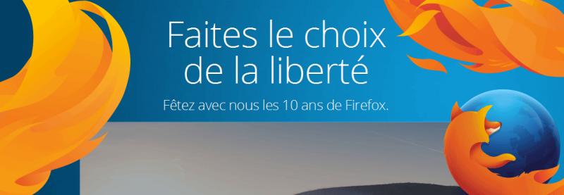 Firefox quitte Google