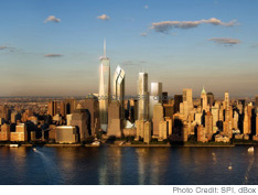 Ground Zero : Projet de reconstruction