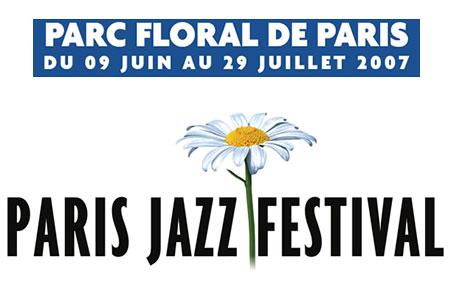 Paris Jazz Festival 2007 au Parc Floral