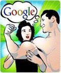 Google cartoon pour les entreprises