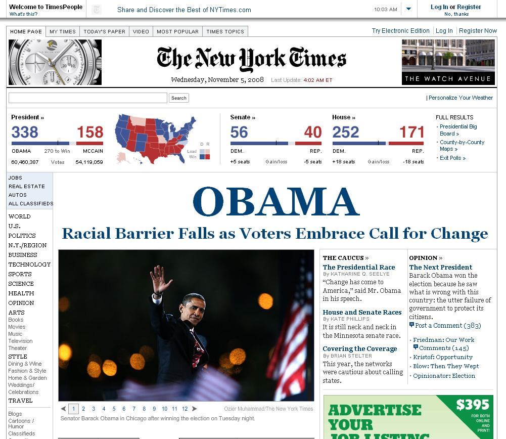 Obama - 04-11-2008